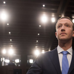 Zuckerberg blames Trump, not Facebook, for the Capitol attack