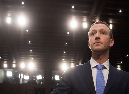 Zuckerberg blames Trump, not Facebook, for the Capitol attack