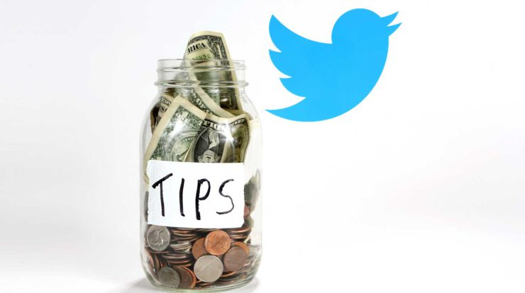 Twitter Announces Way to Make Money Called Tip Jar