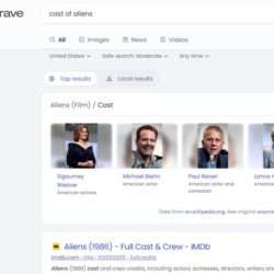 Sneak Preview of Brave Search – A Challenger to Google