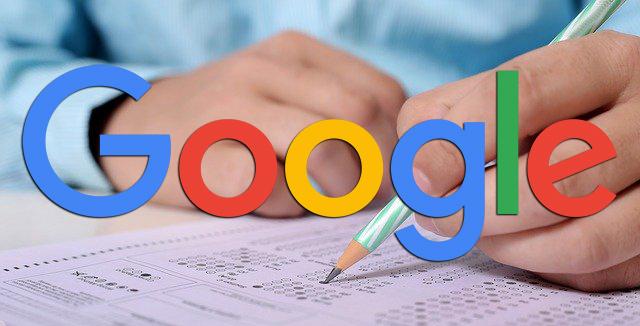 Official Google Crawling Exam
